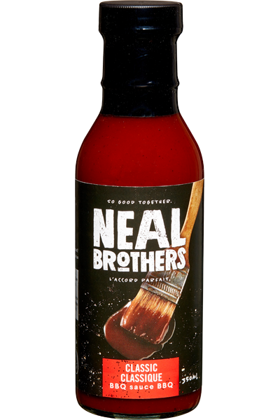 Neal Bros. - BBQ Sauce Classic