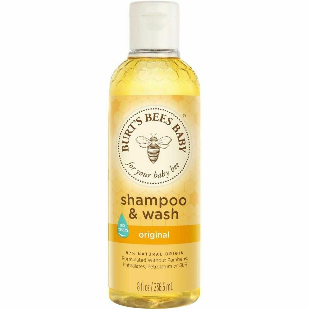 Burt's Bees - Baby  Shampoo & Wash  235ml