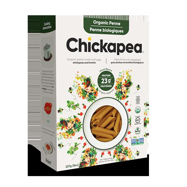 Chickpea Pasta - Lentil Pasta
