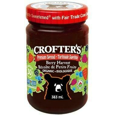 Crofter's - Berry Harvest Jam 383ml