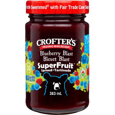 Crofter's - Blueberry Blast 383ml