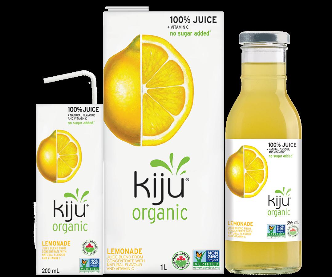 Kiju - Lemonade