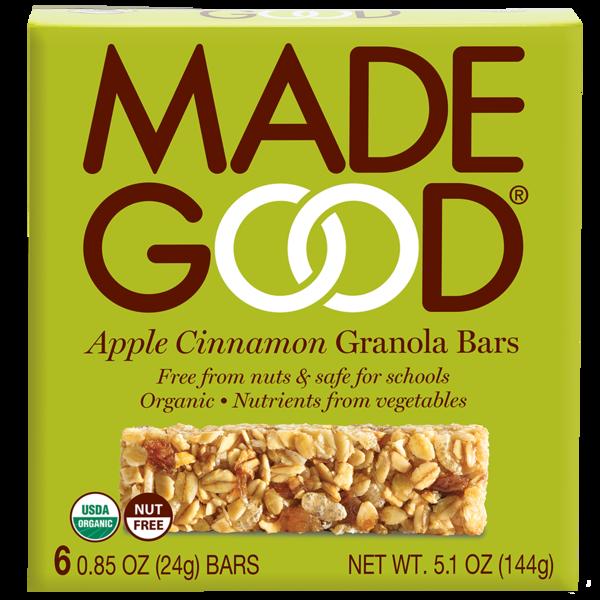 Made Good - Apple Cinnamon Granola Minis