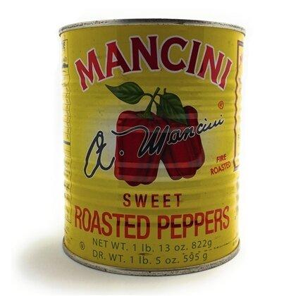Mancini - Roasted Peppers  12oz