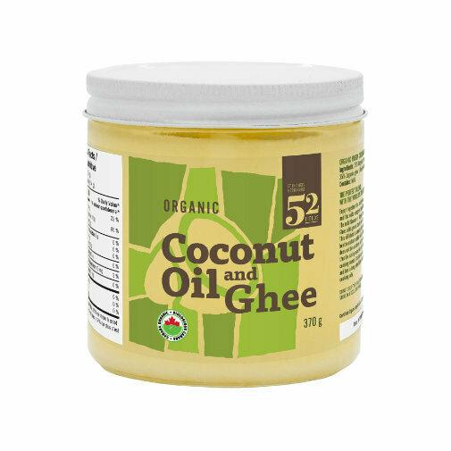 Organic Coconut Oil & Ghee