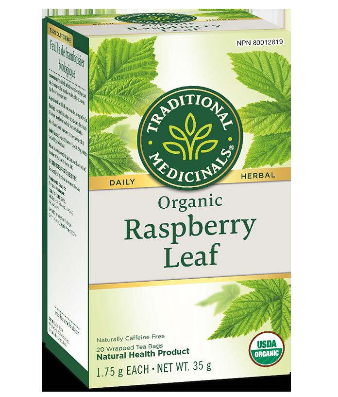 Org. Raspberry Leaf Tea