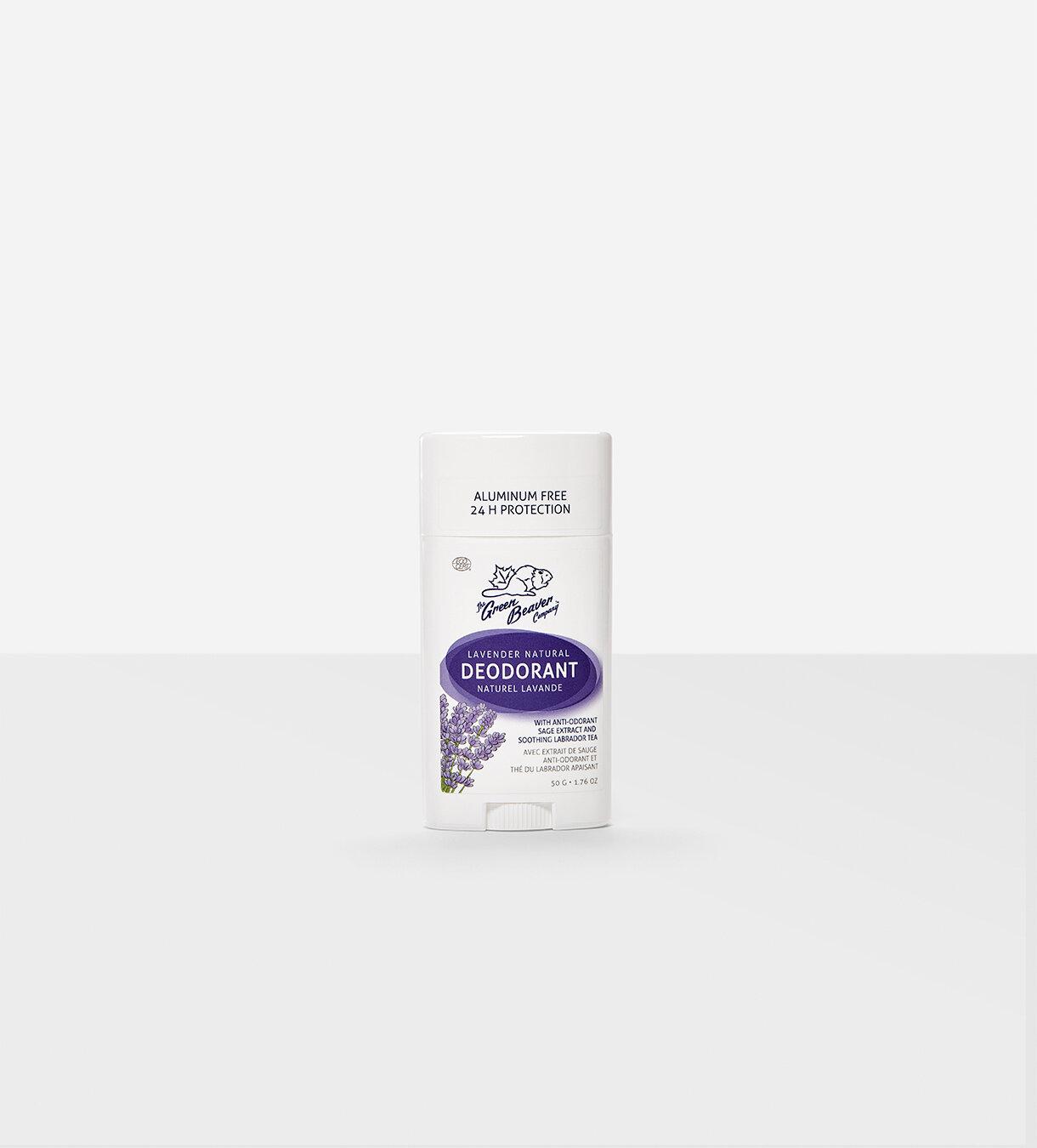 The Green Beaver - Lavender Deodorant