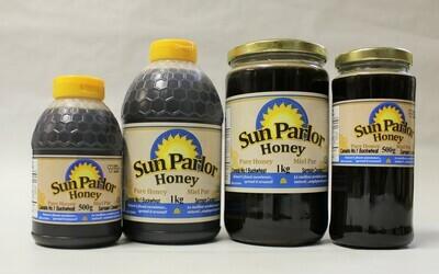 Sun Parlour Buckwheat Honey 500g