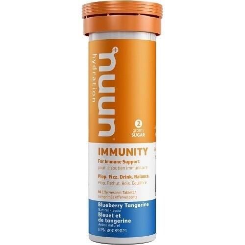 Nuun Hydration - Immunuity  Orange Citrus