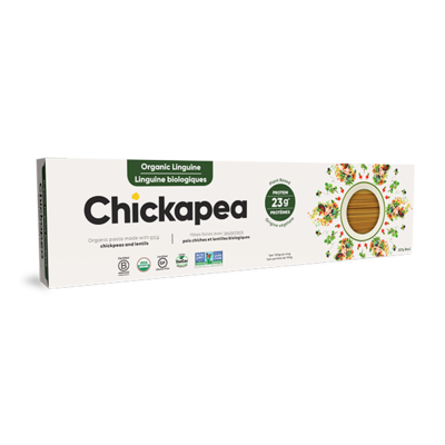Chickapea Pasta - Linguine