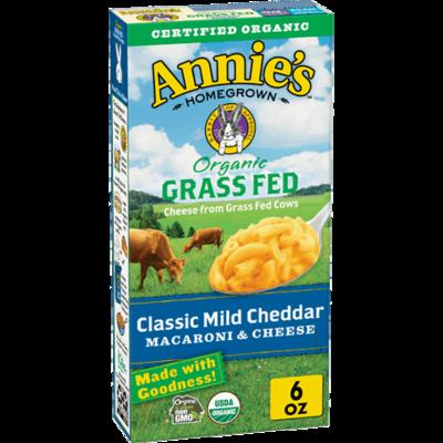 Annie's - Org. Grass Fed Classic Mild