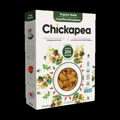 Chickpea Pasta - Shells
