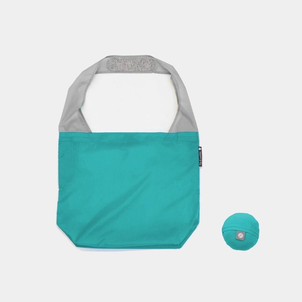 Turquoise Reusable Bag