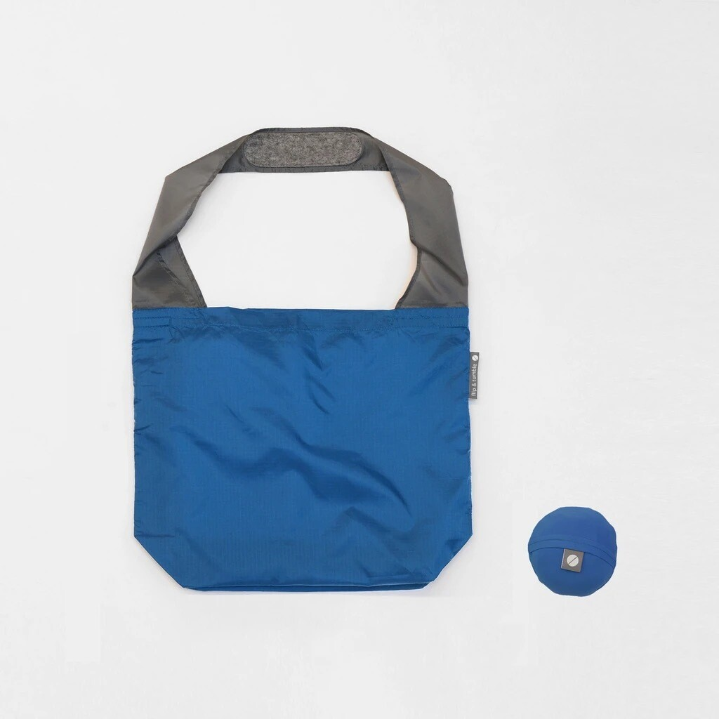 Dark Blue Reusable Bag