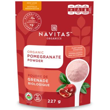 Navitas - Organic Pomegranate Powder 227g
