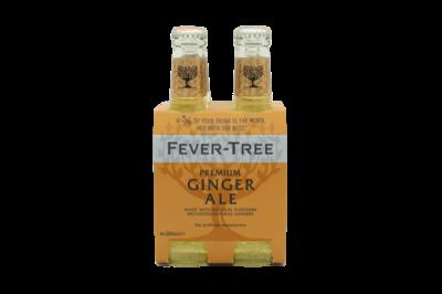 Fever Tree - Ginger Ale 4-pack