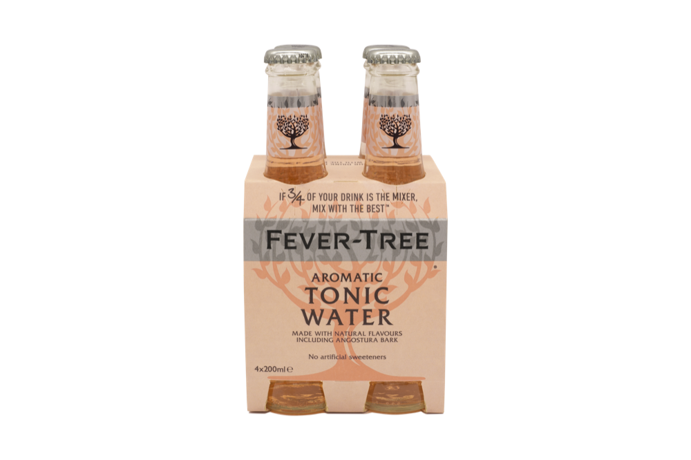 Fever Tree - Aromatic Tonic 4pk