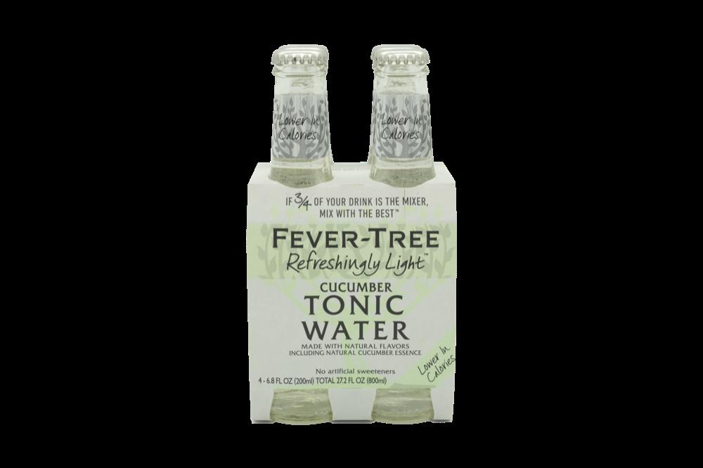 Fever Tree - Cucumber Tonic 4pk