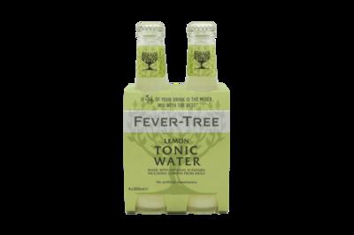 Fever Tree - Lemon Tonic  4pk