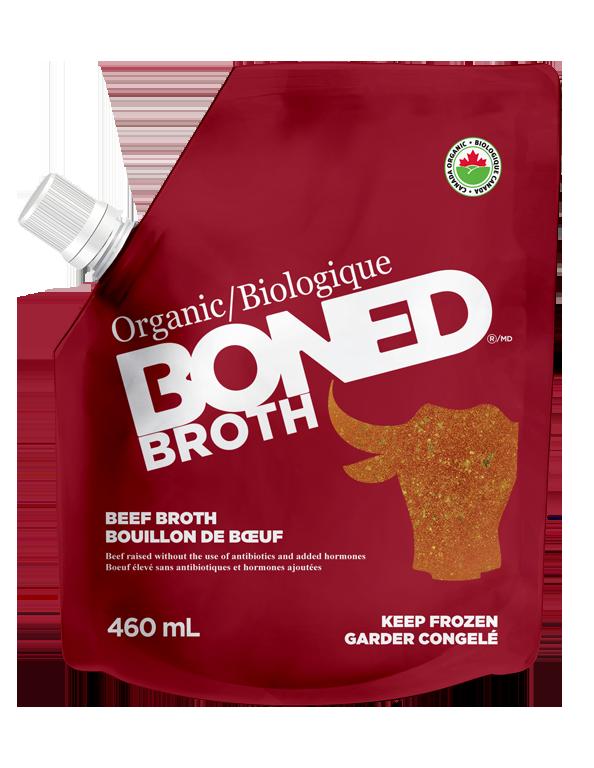 Boned Broth - Organic Beef Bone Broth