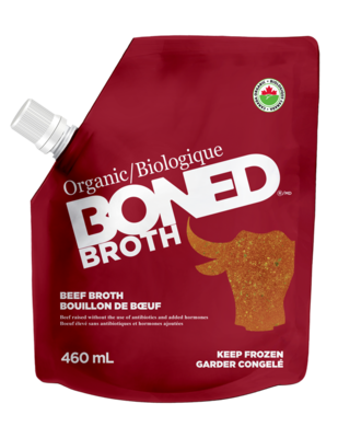 Boned Broth - Organic Beef Bone Broth