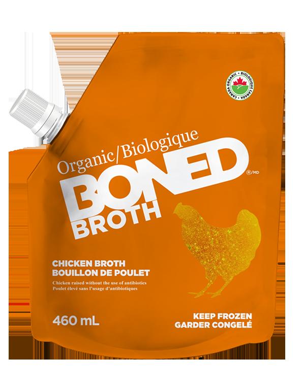 Boned Broth - Organic Chicken Boned Broth