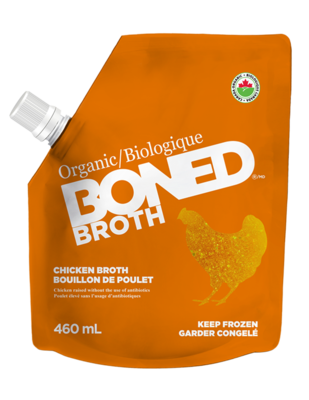 Boned Broth - Organic Chicken Boned Broth