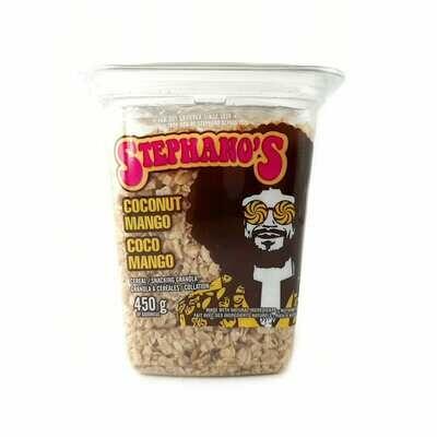 Stephano's - Coconut Mango  450g
