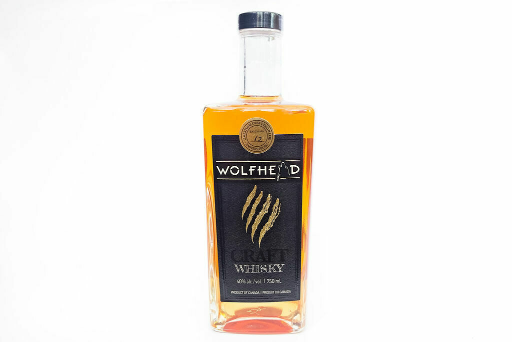 Wolfhead - Whisky 750ml
