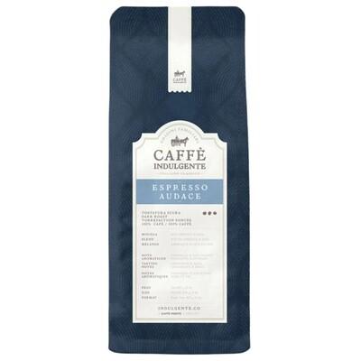 Caffe Indulgente - Espresso Audace  (340g)