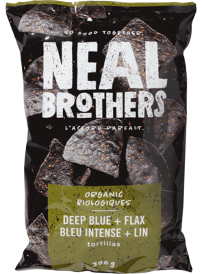 Neal Bros. - Organic Blue w/Flax Seeds