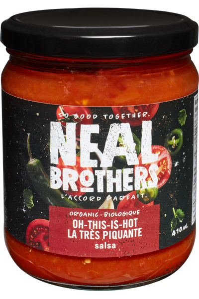Neal Bros. - Oh This is Hot Organic Salsa