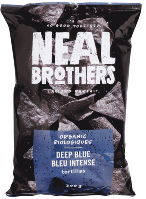Neal Bros. - Deep Blue Organic Tortillas