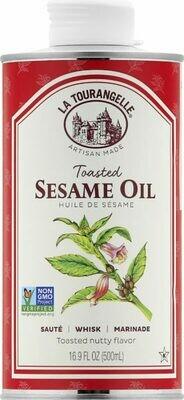 LaTourangelle- Toasted Sesame Oil (500ml)