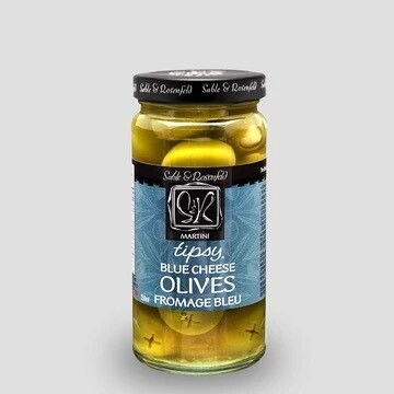 Sable & Rosenfeld - Blue Cheese Tipsy Olives