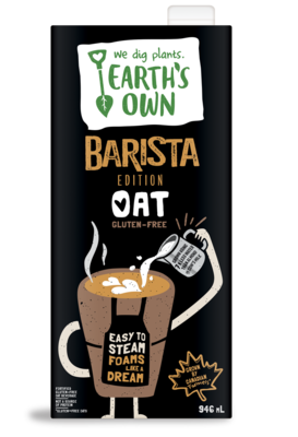 Earth's Own - Oat Barista Milk