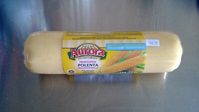Aurora - Traditional Polenta