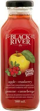 Black River - Apple & Cranberry Juice 1L