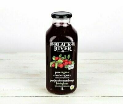 Black River - Pure Cranberry Juice 1L