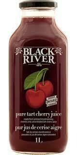 Black River - Pure Tart Cherry Juice 1L