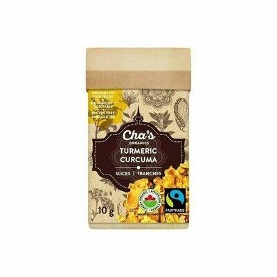Cha's - Spice Turmeric Slices 30g