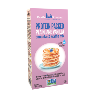 Castle Kitchen - Protein Plain Vanilla