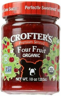 Crofter's - 4 Fruit 235ml