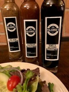 Majanna's - Red Wine Vinaigrette