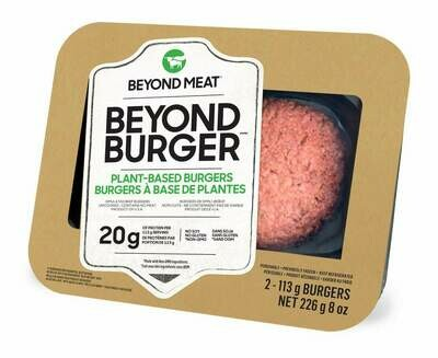 Beyond Meat - Vegan Burgers