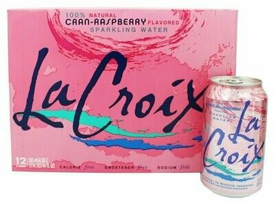 LaCroix - Cran-Raspberry