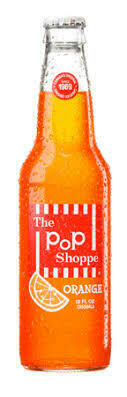 Pop Shoppe - Orange