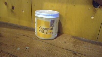 Coconut Oil and Ghee 500ml