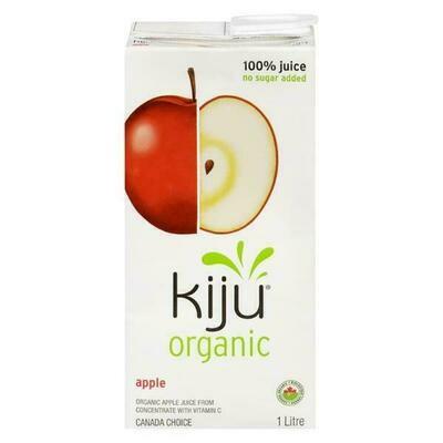 Kiju - Organic Apple 1ltr