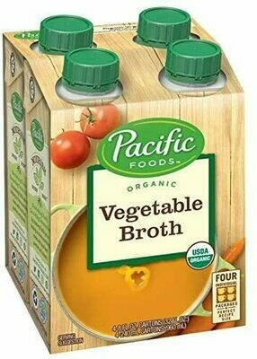 Org. Vegetable Broth